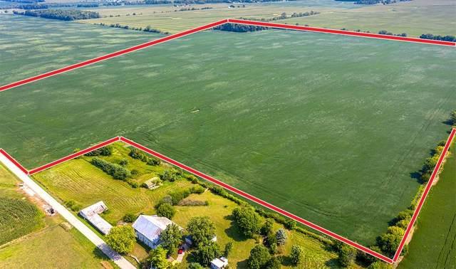 0 Turney-Caldwell Road, Circleville, OH 43113 (MLS #220032514) :: Shannon Grimm & Partners Team