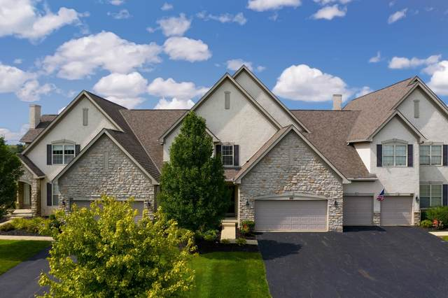 6682 Knoll View Court, Powell, OH 43065 (MLS #220032532) :: The Willcut Group