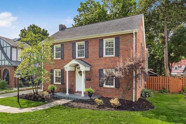 83 N Remington Road, Bexley, OH 43209 (MLS #220032533) :: Jarrett Home Group