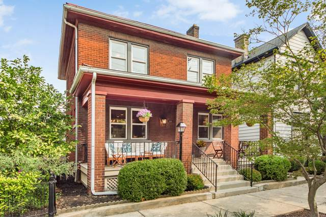 238 E Whittier Street, Columbus, OH 43206 (MLS #220032553) :: Sam Miller Team