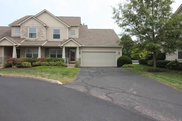 4168 Coventry Manor Way, Hilliard, OH 43026 (MLS #220032575) :: The Willcut Group