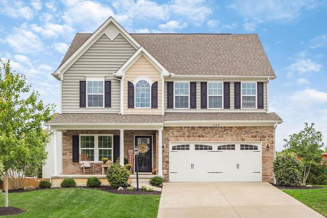 249 Blue Jacket Circle, Pickerington, OH 43147 (MLS #220032588) :: The Willcut Group