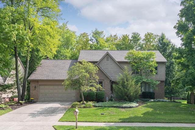 212 Woodedge Circle E, Powell, OH 43065 (MLS #220032599) :: 3 Degrees Realty