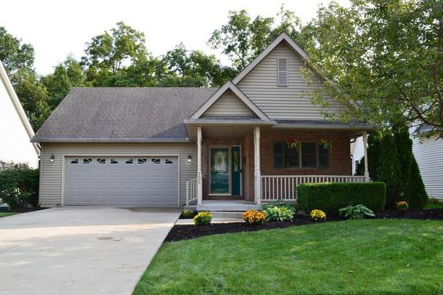 225 Restoration Drive, Marysville, OH 43040 (MLS #220032613) :: Dublin Realty Group