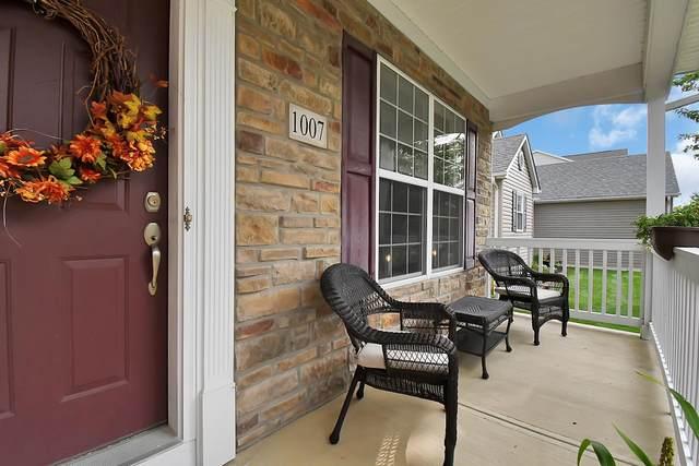 1007 Wallace Drive, Delaware, OH 43015 (MLS #220032624) :: Core Ohio Realty Advisors