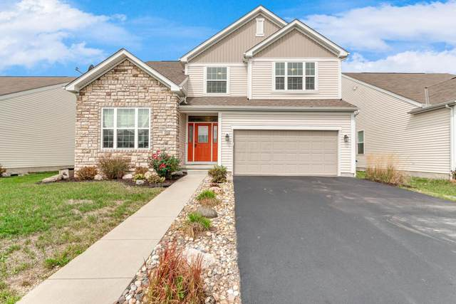 5380 Elk River Drive, Dublin, OH 43016 (MLS #220032626) :: Core Ohio Realty Advisors
