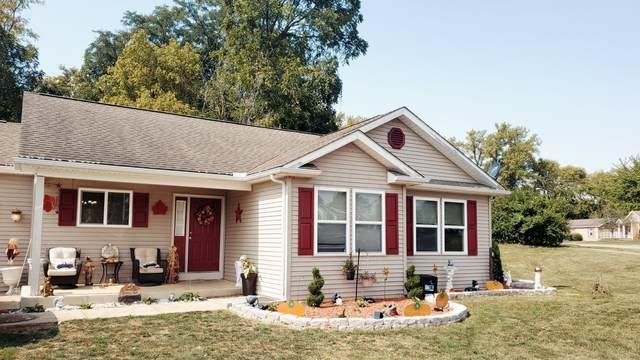 164 Rustic Drive, Circleville, OH 43113 (MLS #220032666) :: Susanne Casey & Associates