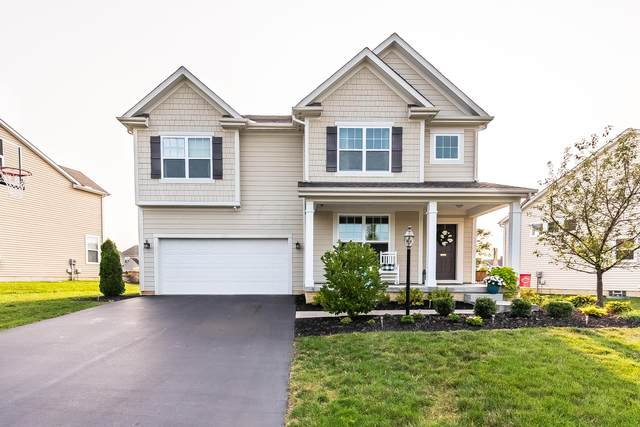 187 Balsam Drive, Pickerington, OH 43147 (MLS #220032667) :: The Clark Group @ ERA Real Solutions Realty