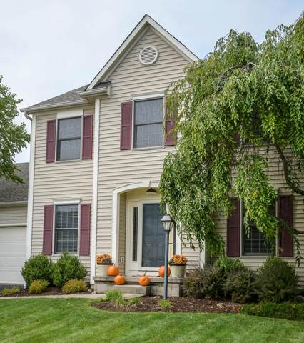 1835 Woodside Drive, Marysville, OH 43040 (MLS #220032677) :: The Jeff and Neal Team | Nth Degree Realty