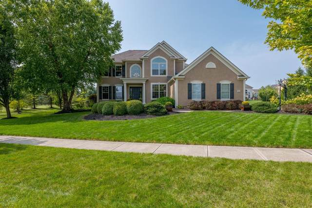 9620 Creighton Drive, Powell, OH 43065 (MLS #220032686) :: MORE Ohio