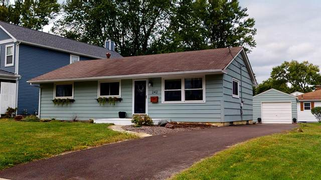 242 Eastwood Avenue, Westerville, OH 43081 (MLS #220032698) :: The Clark Group @ ERA Real Solutions Realty