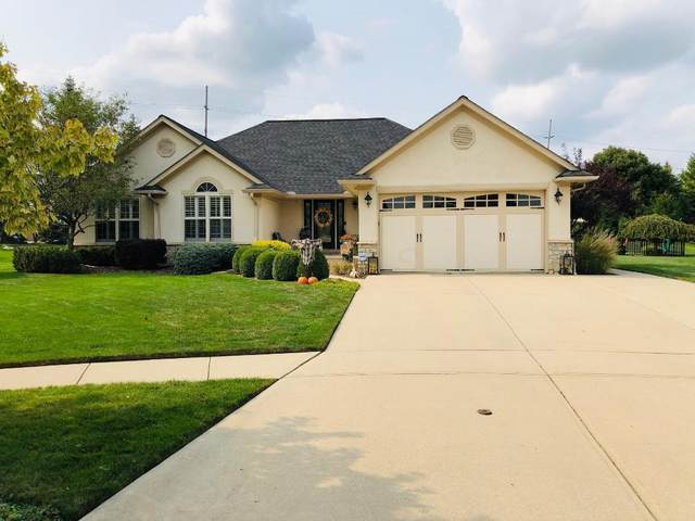 2474 Marthas Wood, Grove City, OH 43123 (MLS #220032700) :: Berkshire Hathaway HomeServices Crager Tobin Real Estate