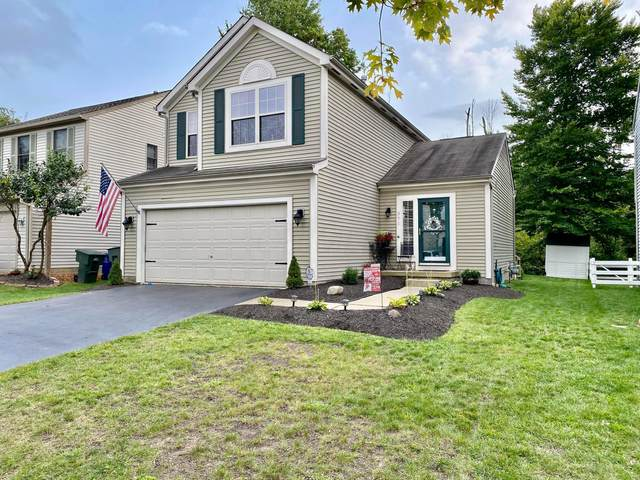 371 Kestrel Drive, Blacklick, OH 43004 (MLS #220032709) :: Berkshire Hathaway HomeServices Crager Tobin Real Estate