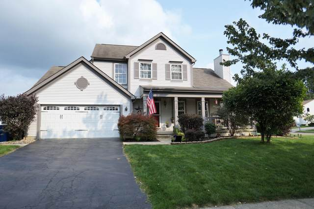 662 Thatch Street, Reynoldsburg, OH 43068 (MLS #220032716) :: Core Ohio Realty Advisors