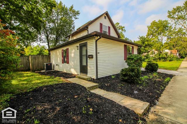 33 Eaton Street, Delaware, OH 43015 (MLS #220032721) :: The Clark Group @ ERA Real Solutions Realty