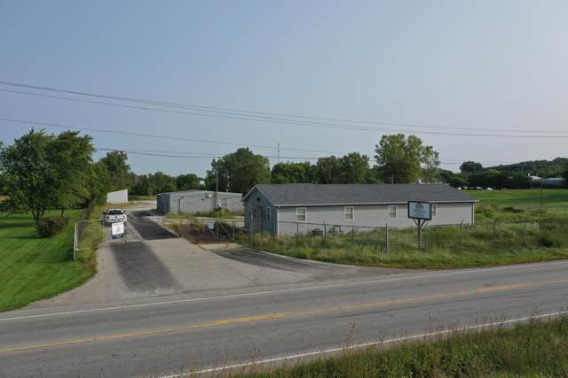 184 Marion Williamsport Road W, Marion, OH 43302 (MLS #220032735) :: The Holden Agency