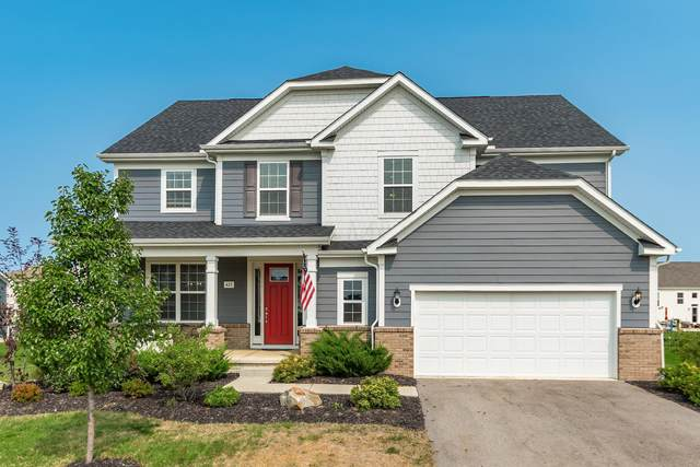 423 White Fawn Run, Delaware, OH 43015 (MLS #220032736) :: Berkshire Hathaway HomeServices Crager Tobin Real Estate