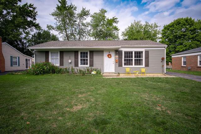 5588 Revere Drive, Hilliard, OH 43026 (MLS #220032751) :: The Clark Group @ ERA Real Solutions Realty