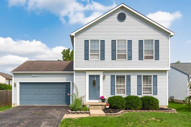 3624 Bluff Gap Drive, Grove City, OH 43123 (MLS #220032780) :: ERA Real Solutions Realty