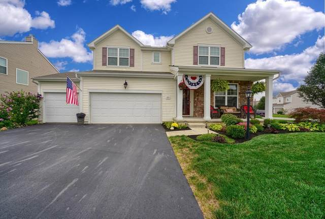 725 Saffron Drive, Sunbury, OH 43074 (MLS #220032782) :: Signature Real Estate