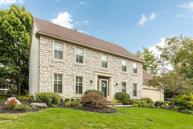 240 Oquinn Court, Powell, OH 43065 (MLS #220032792) :: Sam Miller Team