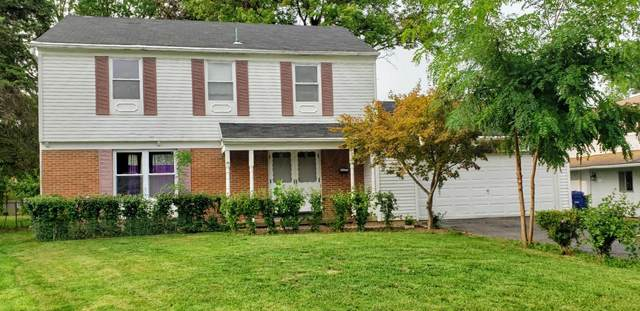 1236 Lindenwood Road N, Columbus, OH 43229 (MLS #220032797) :: The Willcut Group