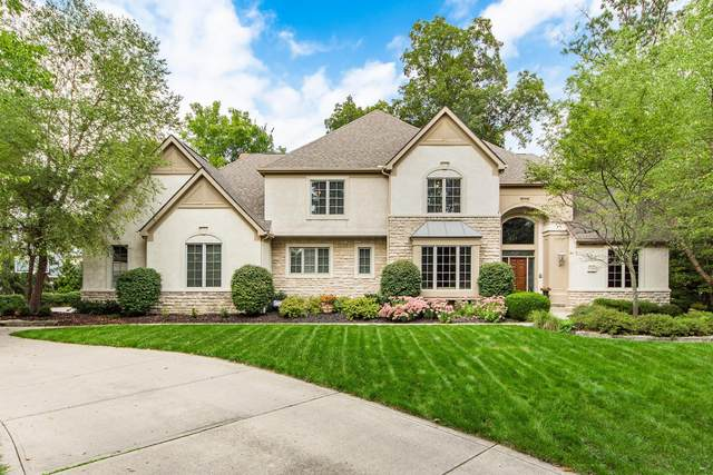 6560 Lockhart Lane, Dublin, OH 43017 (MLS #220032826) :: The Holden Agency
