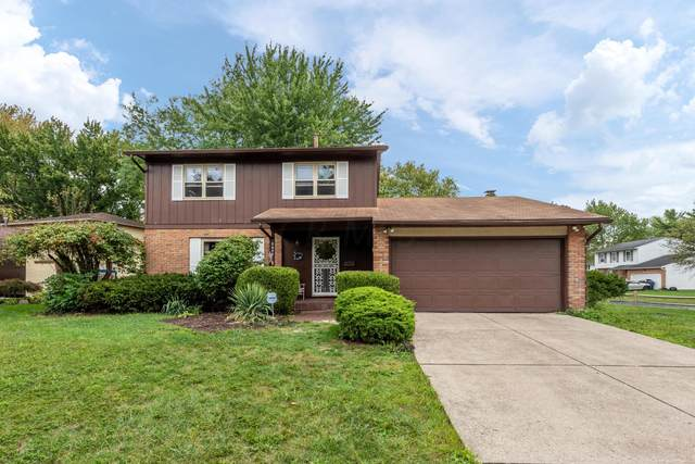 5458 Cedarbush Road, Columbus, OH 43229 (MLS #220032840) :: The Holden Agency