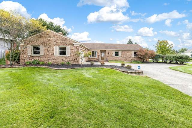 1055 Langeais Drive, Marion, OH 43302 (MLS #220032852) :: The Holden Agency