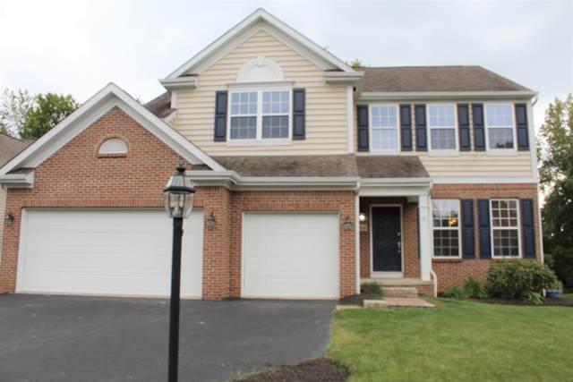 664 Rose Way, Columbus, OH 43230 (MLS #220032867) :: Berkshire Hathaway HomeServices Crager Tobin Real Estate
