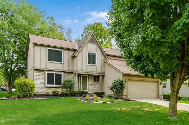 469 Delaneys Circle, Powell, OH 43065 (MLS #220032868) :: The Jeff and Neal Team | Nth Degree Realty
