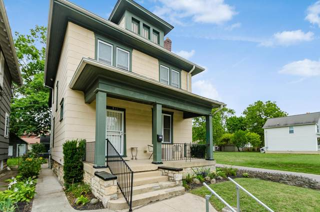 811 S 22nd Street, Columbus, OH 43206 (MLS #220032876) :: The Holden Agency