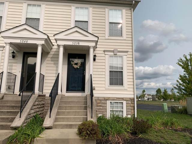 5258 Royal Arch Cascade Drive, Dublin, OH 43016 (MLS #220032885) :: 3 Degrees Realty