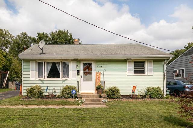 3744 Doney Street, Whitehall, OH 43213 (MLS #220032896) :: 3 Degrees Realty