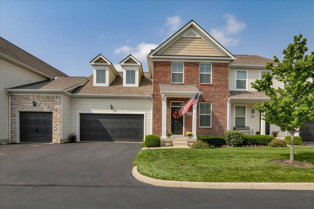 4601 Family Drive, Hilliard, OH 43026 (MLS #220032908) :: The KJ Ledford Group