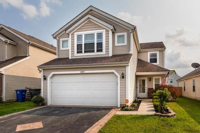 6871 Manor Crest Lane, Canal Winchester, OH 43110 (MLS #220032909) :: The Clark Group @ ERA Real Solutions Realty