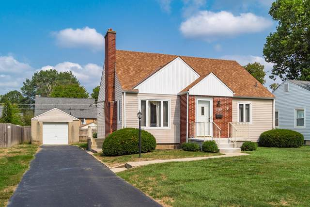 2120 Inchcliff Road, Upper Arlington, OH 43221 (MLS #220032928) :: Exp Realty