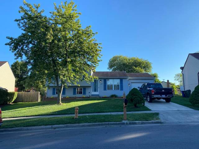 4465 Amwood Street, Columbus, OH 43228 (MLS #220032929) :: The Clark Group @ ERA Real Solutions Realty