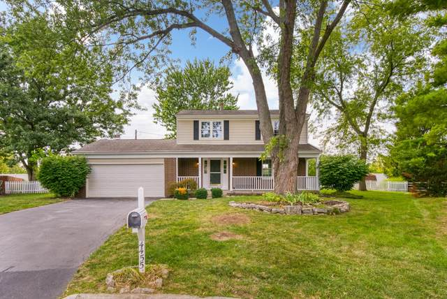 4455 Hansen Drive, Hilliard, OH 43026 (MLS #220032931) :: The Clark Group @ ERA Real Solutions Realty