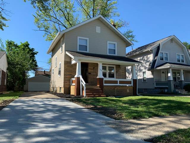1197 E 21st Avenue, Columbus, OH 43211 (MLS #220032940) :: The Clark Group @ ERA Real Solutions Realty