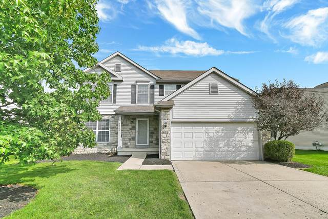 8368 Reynoldswood Drive, Reynoldsburg, OH 43068 (MLS #220032943) :: The Holden Agency