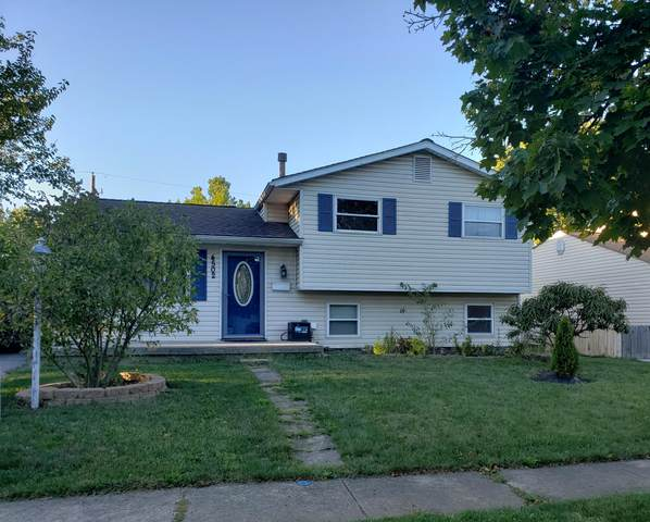 4502 Paxton Drive S, Hilliard, OH 43026 (MLS #220032972) :: The Holden Agency
