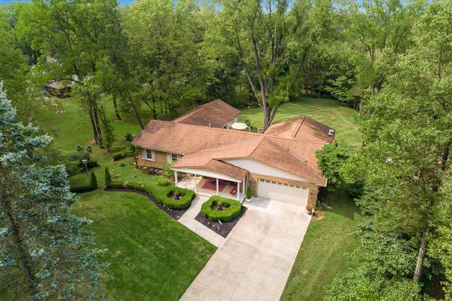 4545 Summitview Road, Dublin, OH 43016 (MLS #220032977) :: The Holden Agency