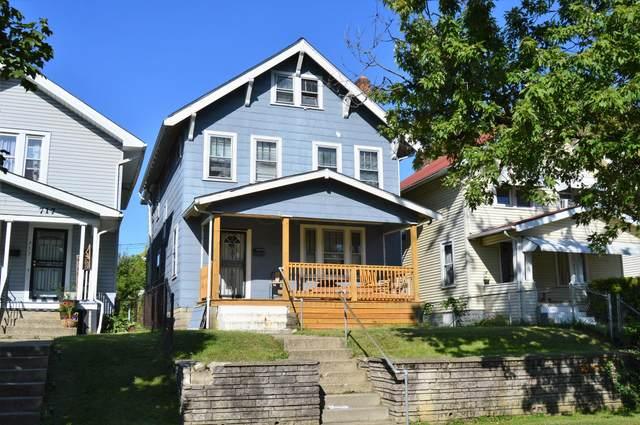 711 Berkeley Road, Columbus, OH 43205 (MLS #220032986) :: The Holden Agency