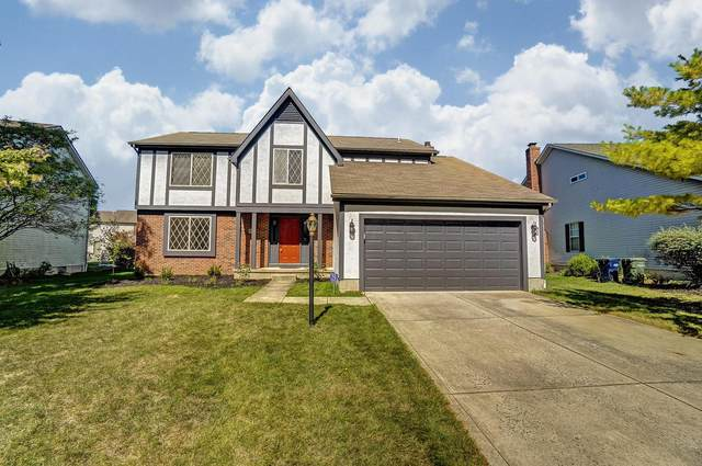 2967 Honeysuckle Lane, Hilliard, OH 43026 (MLS #220032997) :: The Clark Group @ ERA Real Solutions Realty