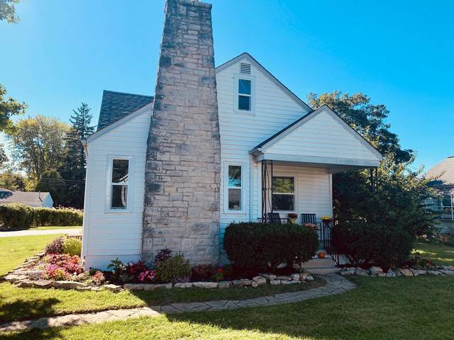 495 N Hague Avenue, Columbus, OH 43204 (MLS #220033014) :: The Jeff and Neal Team | Nth Degree Realty