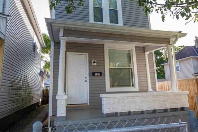 112 S Cypress Avenue, Columbus, OH 43222 (MLS #220033021) :: The Willcut Group