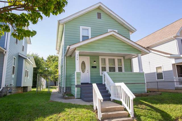 129 E Woodrow Avenue, Columbus, OH 43207 (MLS #220033027) :: Susanne Casey & Associates