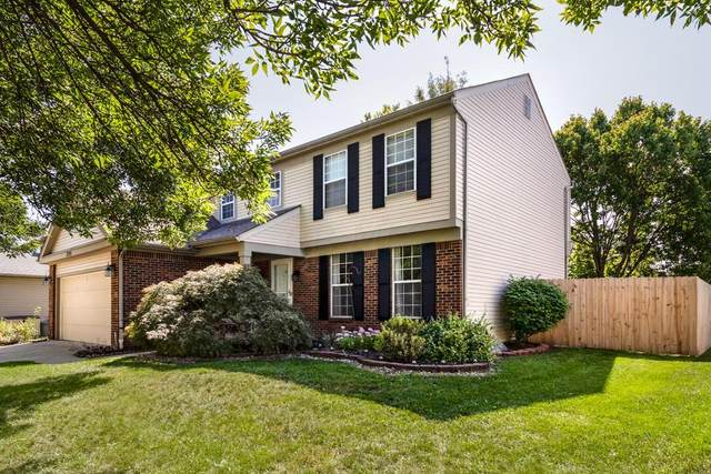 2391 Ziner Circle N, Grove City, OH 43123 (MLS #220033045) :: The Willcut Group