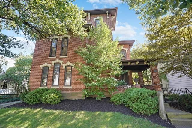 296 Hudson Avenue, Newark, OH 43055 (MLS #220033049) :: HergGroup Central Ohio